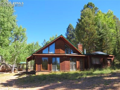 22 Garnet Circle, Florissant, CO 80816 - MLS#: 4609510