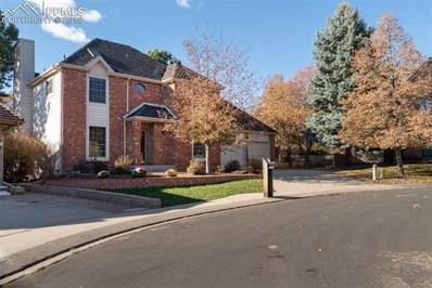 2665 Holman Court, Colorado Springs, CO 80919 - MLS#: 4609643