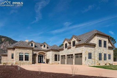 3560 Sebastian Heights, Colorado Springs, CO 80906 - MLS#: 4611231