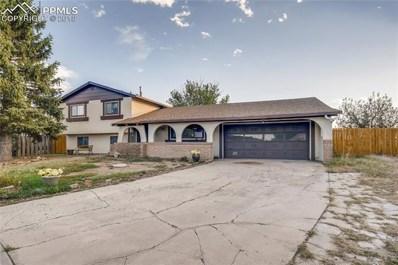 1740 Osage Way, Colorado Springs, CO 80915 - MLS#: 4613014
