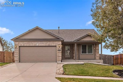 4160 Round Hill Drive, Colorado Springs, CO 80922 - MLS#: 4616921
