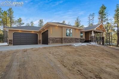 15968 Huckleberry Heights, Colorado Springs, CO 80908 - MLS#: 4625736