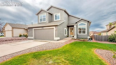3702 Pronghorn Meadows Circle, Colorado Springs, CO 80922 - MLS#: 4626382