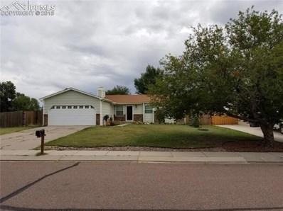 2115 Bula Drive, Colorado Springs, CO 80915 - MLS#: 4627222
