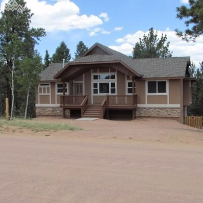 1567 N Mountain Estates Road, Florissant, CO 80819 - MLS#: 4630403