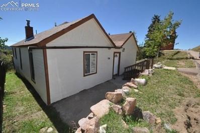 324 E Golden Avenue, Cripple Creek, CO 80813 - MLS#: 4643495