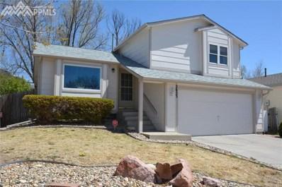 2625 Manassas Way, Colorado Springs, CO 80922 - MLS#: 4656566