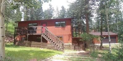 1310 W Lorraine Avenue, Woodland Park, CO 80863 - #: 4661906