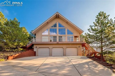 6070 Twin Rock Court, Colorado Springs, CO 80918 - MLS#: 4666020
