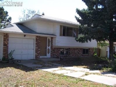 3937 Encino Street, Colorado Springs, CO 80918 - MLS#: 4669321