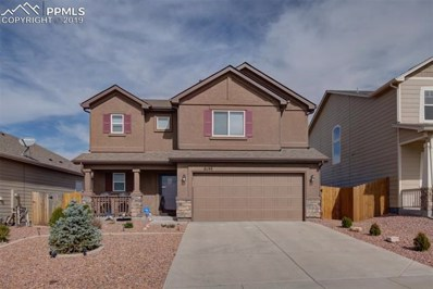 6146 Finglas Drive, Colorado Springs, CO 80923 - MLS#: 4671576