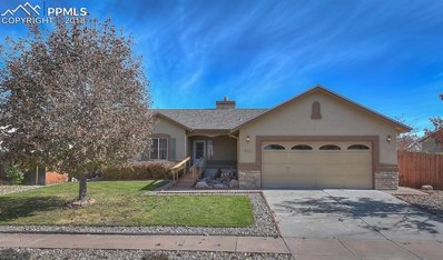 633 Golden Eagle Drive, Colorado Springs, CO 80916 - MLS#: 4680924