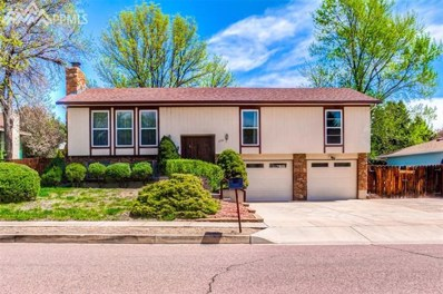 2914 Westwood Boulevard, Colorado Springs, CO 80918 - MLS#: 4681621
