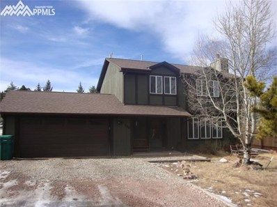 848 E Northwoods Drive, Woodland Park, CO 80863 - MLS#: 4699282