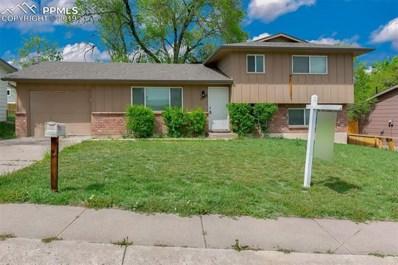 7220 Poteae Drive, Colorado Springs, CO 80915 - MLS#: 4699987