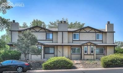 1297 VonDelpark Drive UNIT A, Colorado Springs, CO 80904 - MLS#: 4700035