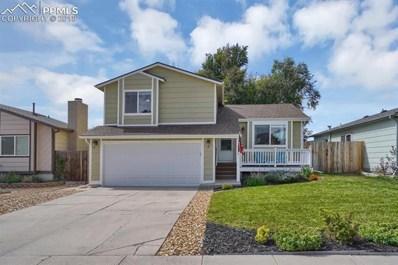 2650 Fredricksburg Drive, Colorado Springs, CO 80922 - MLS#: 4700045