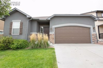 2385 Reed Grass Way, Colorado Springs, CO 80915 - MLS#: 4719496