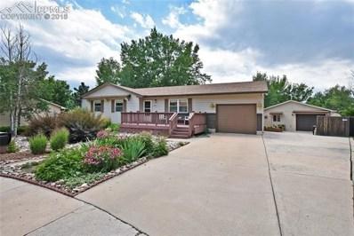5022 S Hackamore Street, Colorado Springs, CO 80918 - MLS#: 4721086