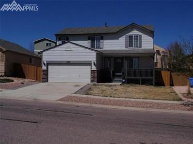 4862 Sand Ripples Lane, Colorado Springs, CO 80922 - MLS#: 4724769