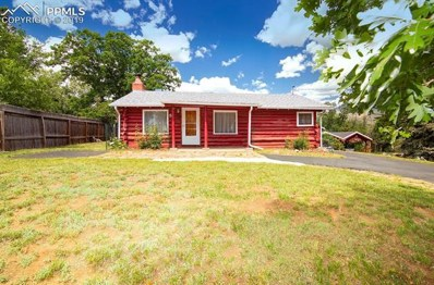 8 Spur Road, Manitou Springs, CO 80829 - #: 4733511