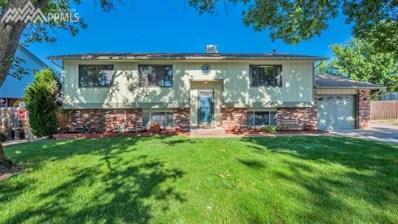 1348 Nokomis Drive, Colorado Springs, CO 80915 - MLS#: 4736360