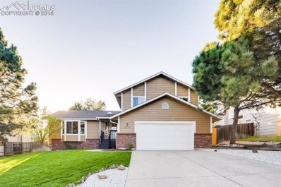 3655 Windjammer Drive, Colorado Springs, CO 80920 - MLS#: 4743372