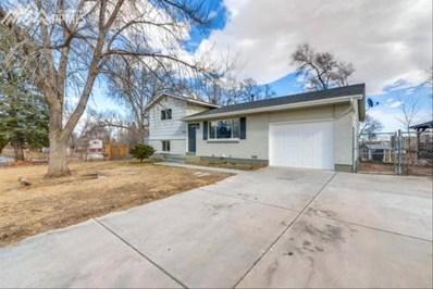 3647 Overton Street, Colorado Springs, CO 80910 - MLS#: 4750071
