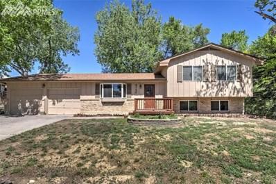 6720 Metropolitan Street, Colorado Springs, CO 80911 - MLS#: 4767470