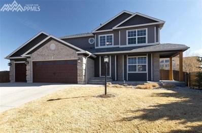 7128 Midnight Rose Drive, Colorado Springs, CO 80923 - MLS#: 4770917