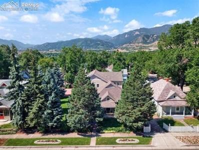 2327 W Kiowa Street, Colorado Springs, CO 80904 - MLS#: 4778398