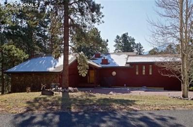 775 Sunrise Circle, Woodland Park, CO 80863 - MLS#: 4779568