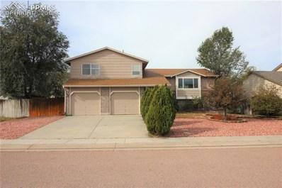 610 Jayton Drive, Colorado Springs, CO 80911 - MLS#: 4784772
