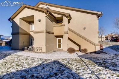 7105 Ash Creek Heights UNIT 101, Colorado Springs, CO 80922 - MLS#: 4791428