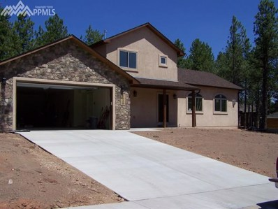 1338 Firestone Drive, Woodland Park, CO 80863 - MLS#: 4792082