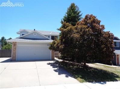 8383 Chancellor Drive, Colorado Springs, CO 80920 - MLS#: 4803083