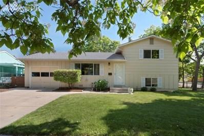 47 S Dunsmere Street, Colorado Springs, CO 80910 - MLS#: 4804820