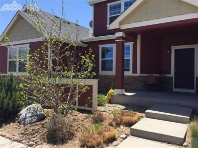 8712 Eckberg Heights, Colorado Springs, CO 80924 - MLS#: 4807432