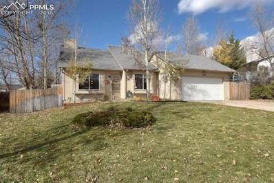 7840 Chimney Terrace, Colorado Springs, CO 80920 - MLS#: 4811740