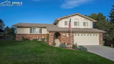 5422 Escapardo Way, Colorado Springs, CO 80917 - MLS#: 4815567
