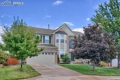 9017 Musgrave Street, Colorado Springs, CO 80920 - MLS#: 4819839
