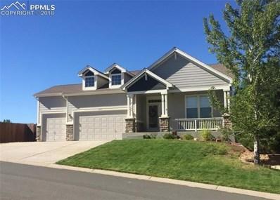 646 Eaglestone Drive, Castle Rock, CO 80104 - MLS#: 4832844