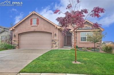 3001 Sovereign View, Colorado Springs, CO 80920 - MLS#: 4846707