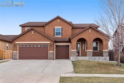 7271 Quiet Pond Place, Colorado Springs, CO 80923 - MLS#: 4852290