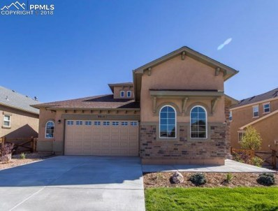 9014 Pacific Crest Drive, Colorado Springs, CO 80927 - MLS#: 4854460