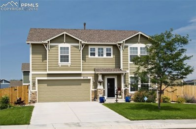 3733 Winter Sun Drive, Colorado Springs, CO 80925 - MLS#: 4854993