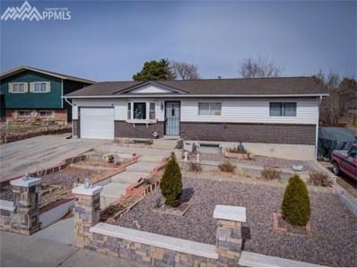 6786 Dale Road, Colorado Springs, CO 80915 - MLS#: 4855706