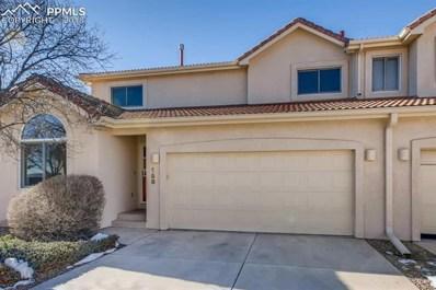 158 Luxury Lane, Colorado Springs, CO 80921 - MLS#: 4867435
