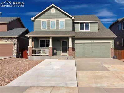 7930 Notre Way, Colorado Springs, CO 80951 - MLS#: 4868086
