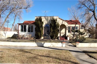 1830 W Pikes Peak Avenue, Colorado Springs, CO 80904 - MLS#: 4877078